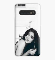 Kylie Jenner Monochrome Chilling Case/Skin for Samsung Galaxy