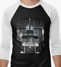 Beyonce - I ain't sorry Men's Baseball ¾ T-Shirt
