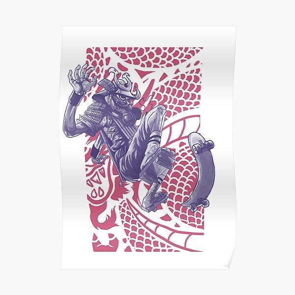 SamuraHIP #2 Poster
