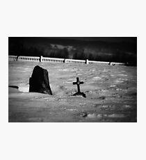 Buried Photographic Print