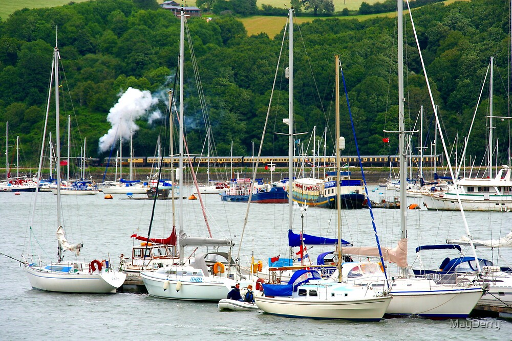 Dartmouth Yachts by MayDerry