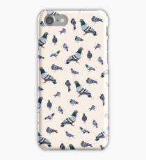 Bird poo iPhone Case/Skin