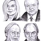 New Tricks - The original cast by Margaret Sanderson