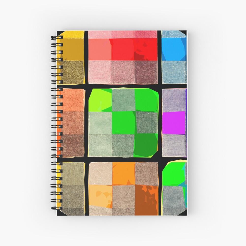 Tender Buttons  Spiral Notebook