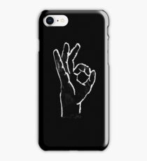 Perfect (Black & White) iPhone Case/Skin