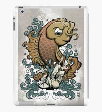 SPIDER GUARD KHOI FISH iPad Case/Skin