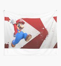 Mario Wall Tapestry