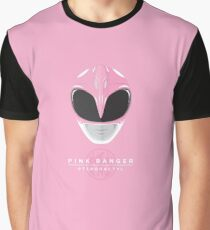Pink Ranger Graphic T-Shirt