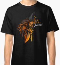 Tribal fox Classic T-Shirt