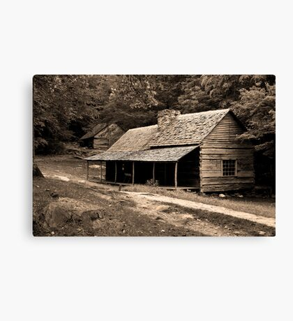 Noah 'Bud' Ogle Place Canvas Print