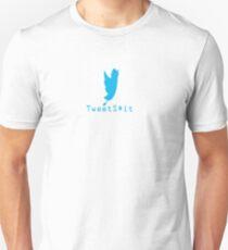 Tweet S#it! Unisex T-Shirt
