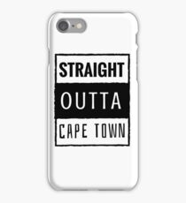 cape town iPhone Case/Skin