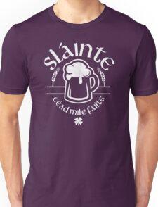 Slainte - Irish Cheers Unisex T-Shirt