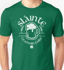 Slainte - Irish Cheers Unisex T-Shirt