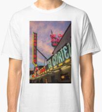Fremont District, Downtown Las Vegas, Las Vegas, Nevada, USA. Classic T-Shirt
