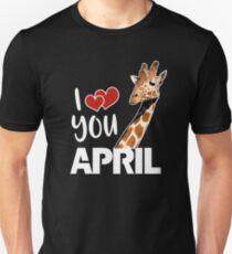 Camiseta unisex April The Giraffe T Shirt