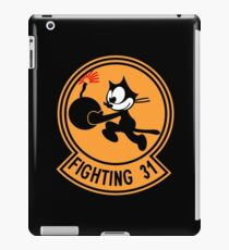 USA STRIKE FIGHTER SQUADRON 31 iPad Case/Skin