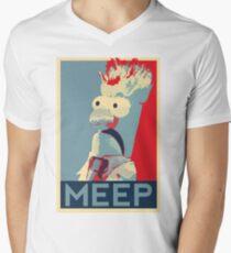 Meep Men's V-Neck T-Shirt