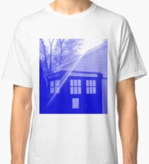 Blue and White T.A.R.D.I.S. Classic T-Shirt