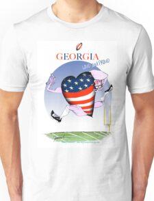 We Love Georgia, tony fernandes Unisex T-Shirt