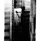 Stairwell Down by TomNelson