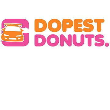 Dopest Donuts by veyr0n