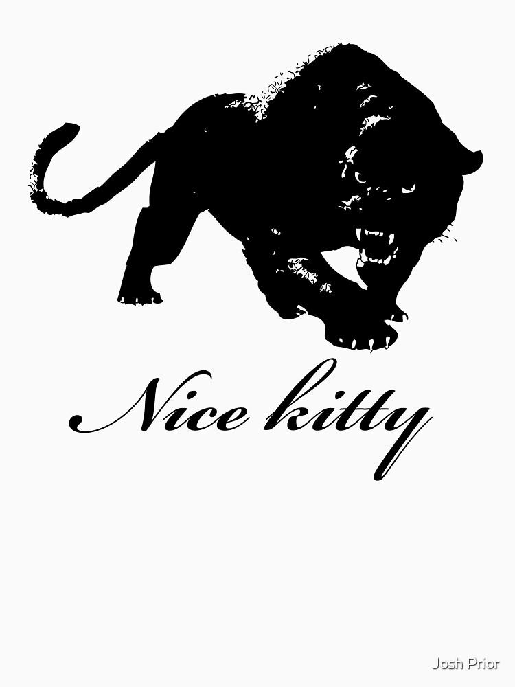 Nice Kitty! by MRJOSH