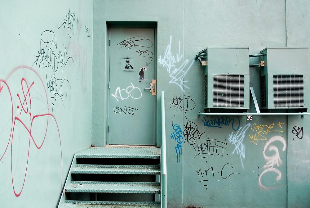back door_ by sighmon
