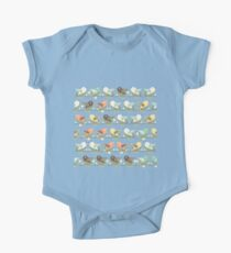 Assorted birds pattern Kids Clothes