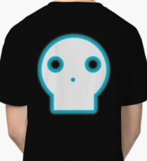 Skull Glow Cartoon Classic T-Shirt
