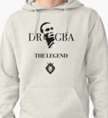 DROGBA - THE LEGEND  Pullover Hoodie