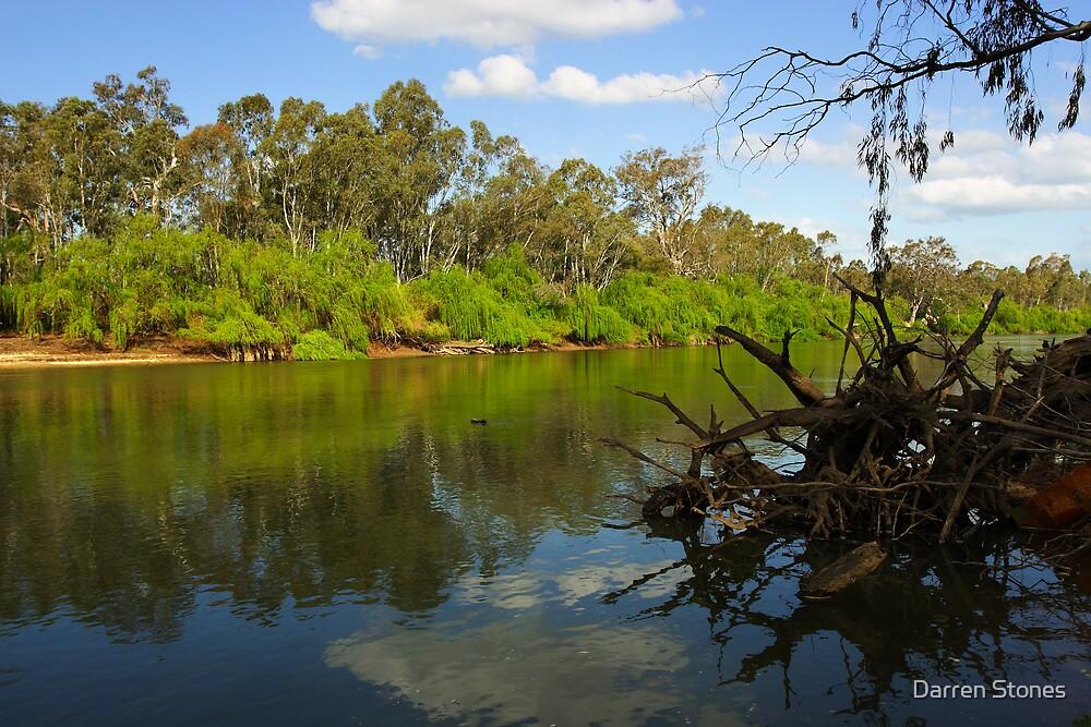 Murray River at Corowa by Darren Stones