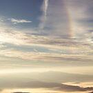 Morning Rainbow by Tomáš Hudolin
