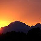 Arizona Sunset 6 by Trace Lowe