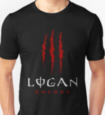 Logan Energy (Red) Unisex T-Shirt