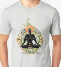 Yoga : Mind Body and Soul KUNDALINI Unisex T-Shirt