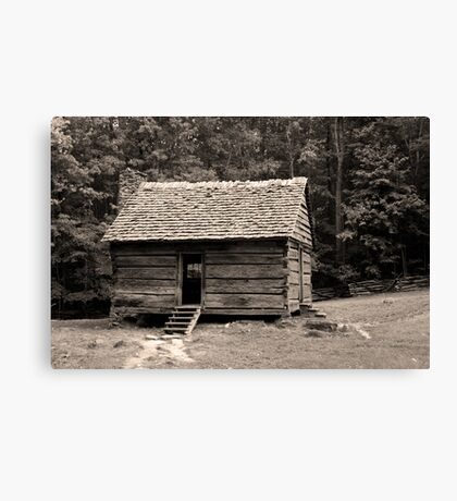 Jim Bales Place Canvas Print