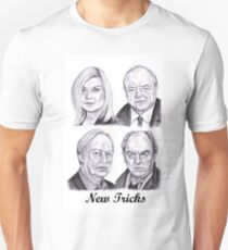 New Tricks - The original cast Unisex T-Shirt