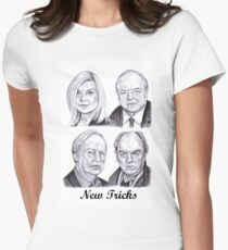 New Tricks - The original cast Women's Fitted T-Shirt