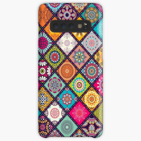 Mandala Hippie Bohemian Boho Ethnic Pattern Novelty Print Samsung Galaxy Snap Case