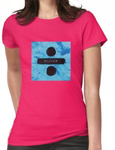 Divide Womens Fitted T-Shirt