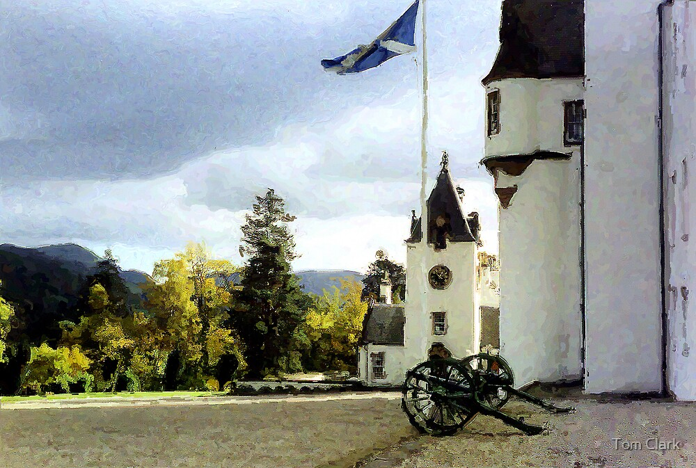 Scottish Series #09 by Tom Clark