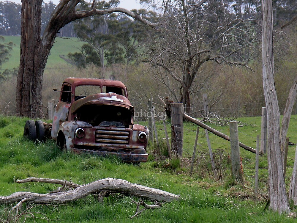 Put In The Old Girl by photoj
