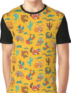 Desert animals Graphic T-Shirt