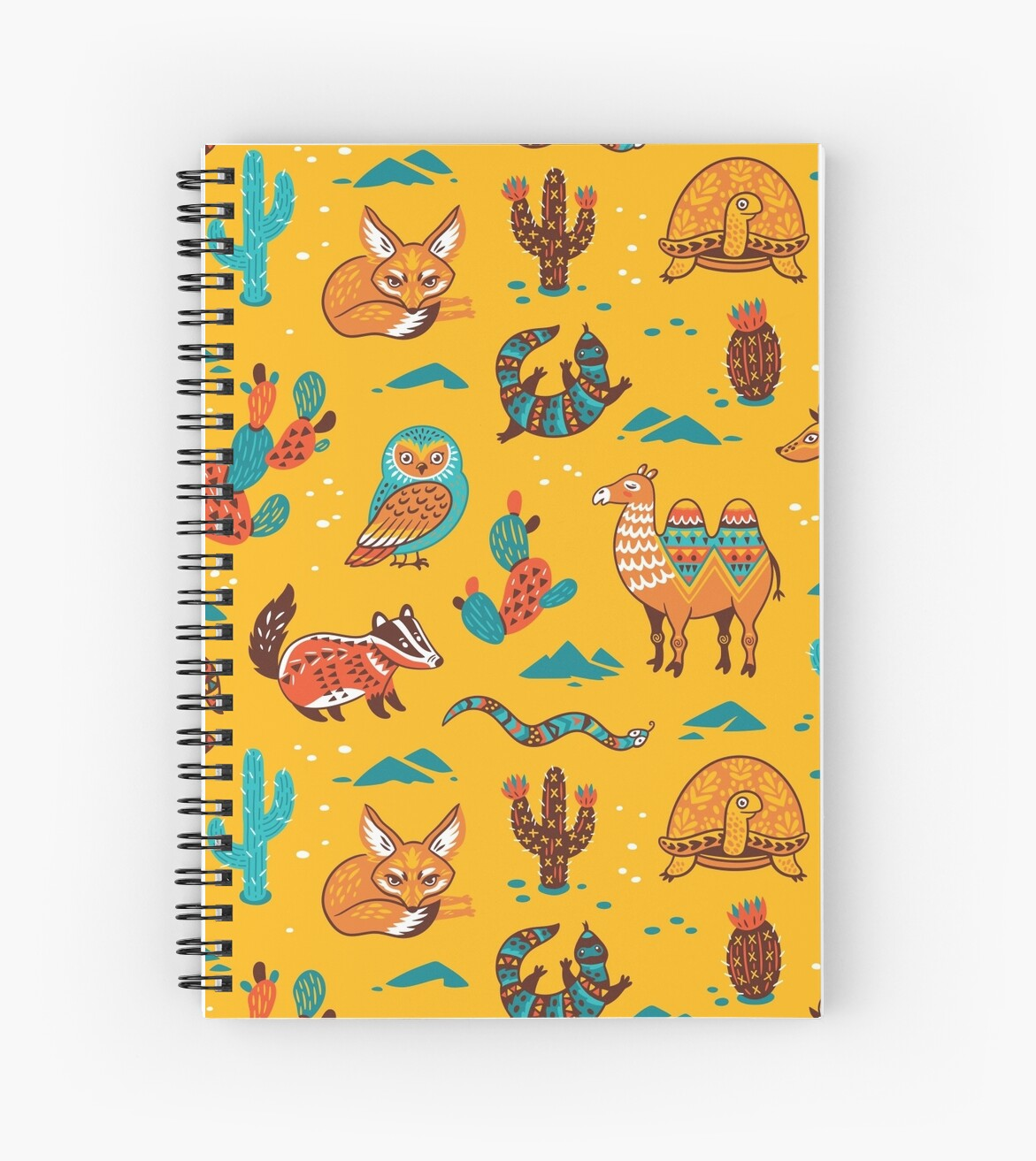 Desert animals by PenguinHouse