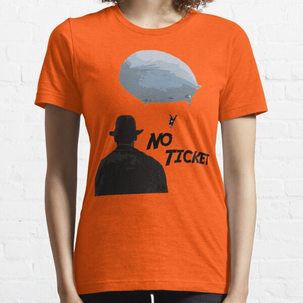 Indiana Jones - Aucun billet T-shirt essentiel
