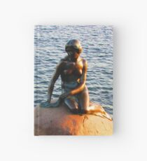 The Little Mermaid Hardcover Journal