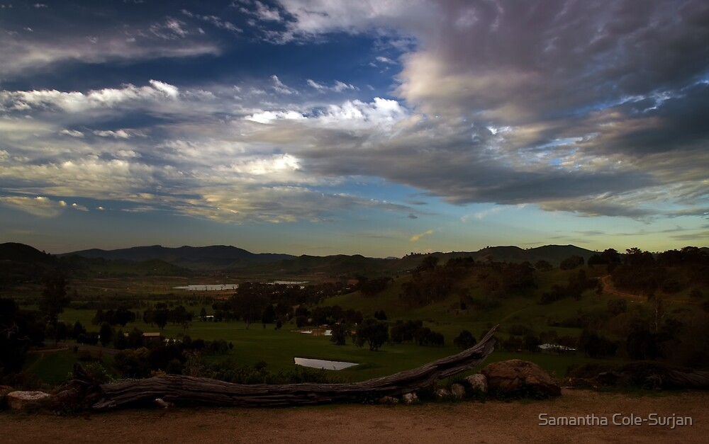 Beautiful Bonnie Doon by Samantha Cole-Surjan