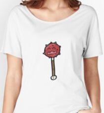 cartoon mace Women's Relaxed Fit T-Shirt
