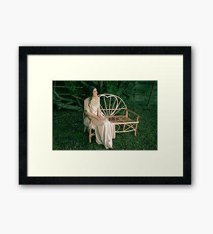 Hand Made Framed Print